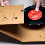 Cardboard Record Player – GGRP