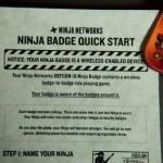 Defcon 18 Party Badge – Ninja Networks