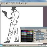 Allegro Sprite Editor – David Capello